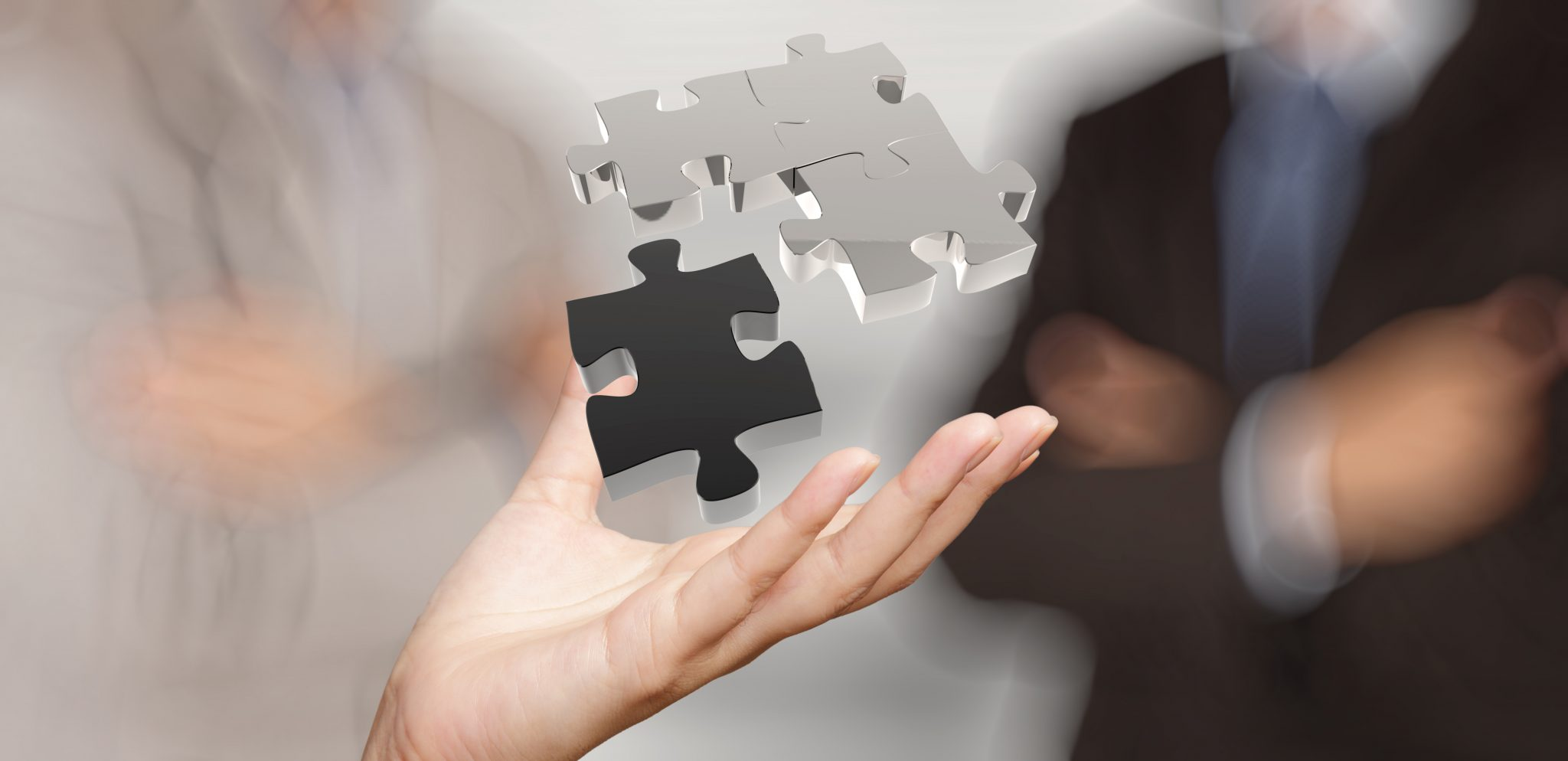 piece together a property deal
